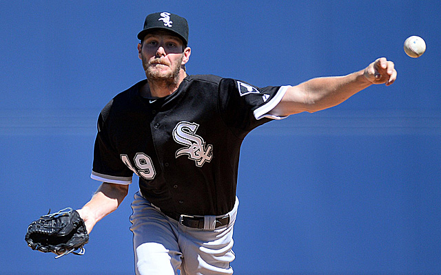 We love Chris Sale when talking about the White Sox.
