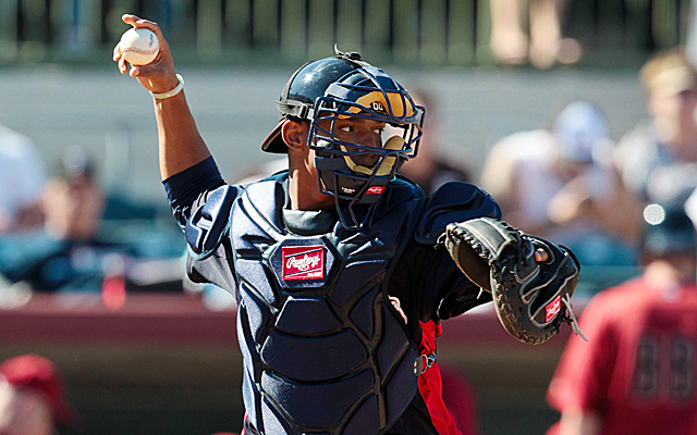 Christian Bethancourt is set to make his big-league debut this month.