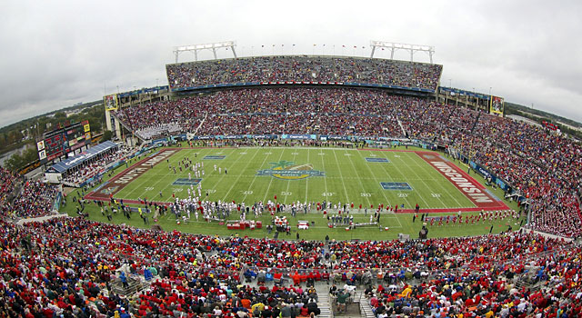 Could the Citrus Bowl host a third bowl game? (Getty)