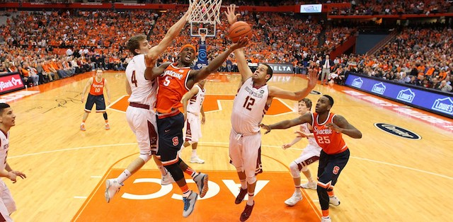 Syracuse needs to bounce back quickly, with three road games next on the schedule. (Syracuse Athletics)