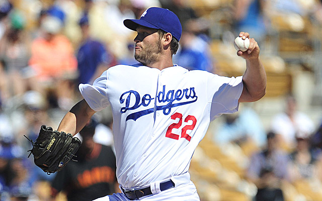 Clayton Kershaw won't make his second start of the season Sunday.