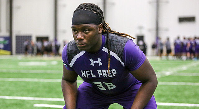 Three-star linebacker Jalen Williams has impressed the Clemson coaches. (247Sports)