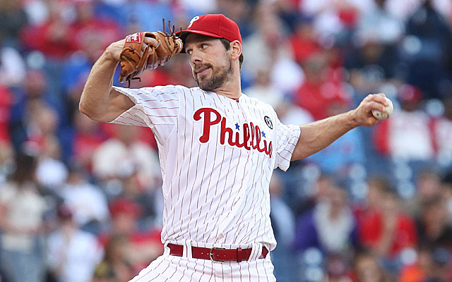 Cliff Lee is the 30th highest-paid athlete in the world, per a report.