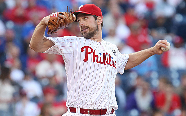 Cliff Lee will rejoin the Phillies rotation Monday.