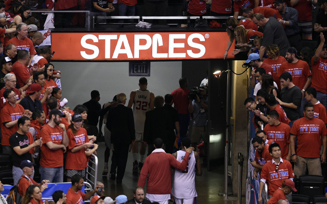 Anybody want to buy the Clippers?   (USATSI)