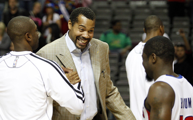 Getting coach Rasheed Wallace is asking what your country can do for you. (USATSI)