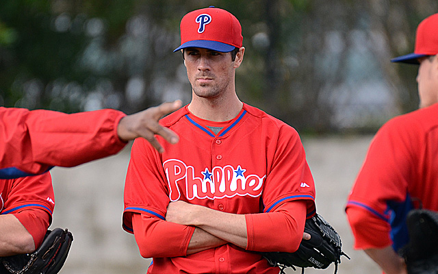 Cole Hamels felt good in a minor-league outing Thursday.
