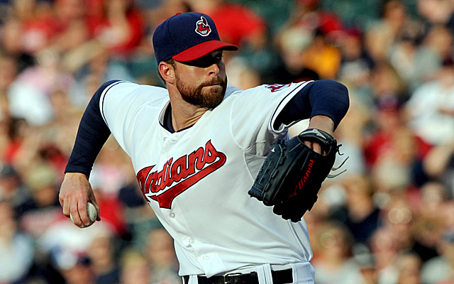 Corey Kluber looks every bit the part of an ace.