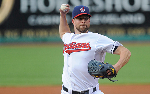 The Indians lose underrated pitcher Corey Kluber for a few weeks due to a finger sprain.