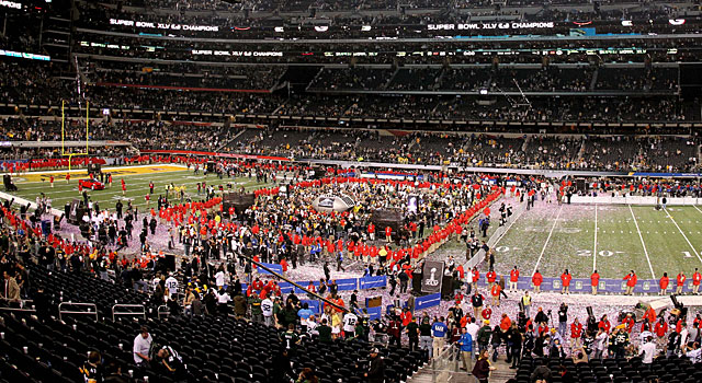 AT&T Stadium is set to host the 2015 national championship game. (USATSI)