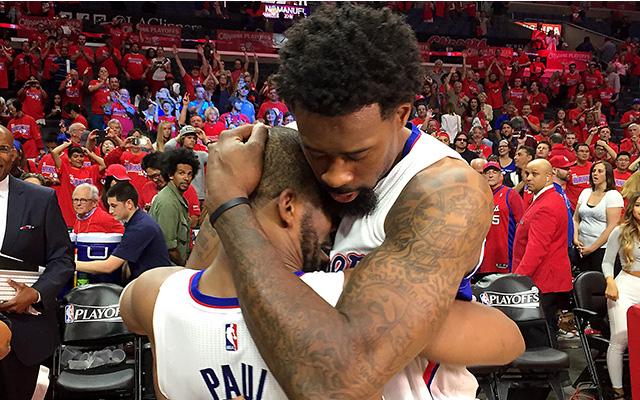 Doc Rivers on Chris Paul-DeAndre Jordan rumors: 'They get along great'