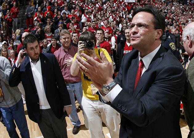 Tom Crean starts the sarcastic slow clap for Big Ten schedule changes