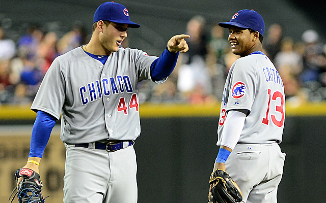 Can Anthony Rizzo and Starlin Castro get things turned around?