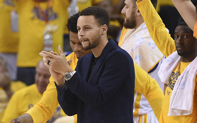 Steph Curry says there's a 'pretty good' chance he'll return Game 3
