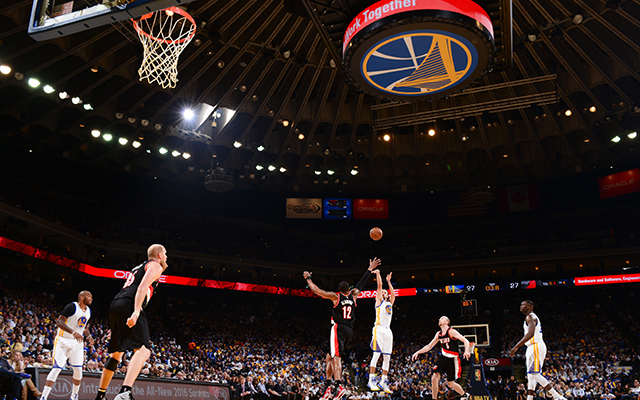 Was this Curry's MVP moment?  (Getty)