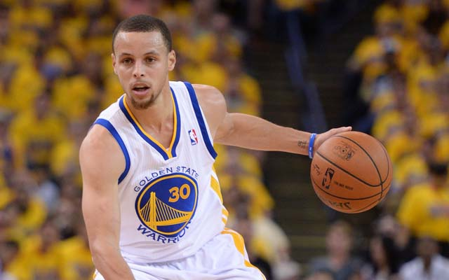 Should Steph Curry move off the ball?  (USATSI)