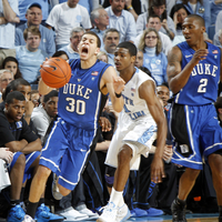 The hoped-for ACC championship game would rematch Duke-Carolina.
