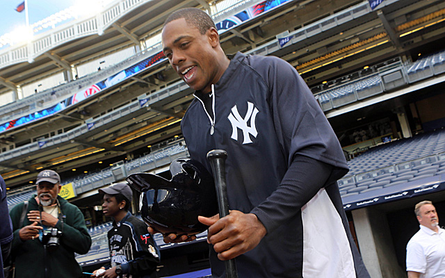 Curtis Granderson continues to be one of baseball's good guys.