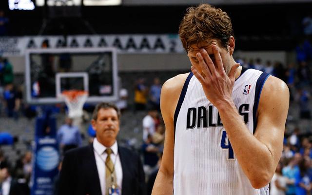 Dallas lost a big one Tuesday.  (USATSI)