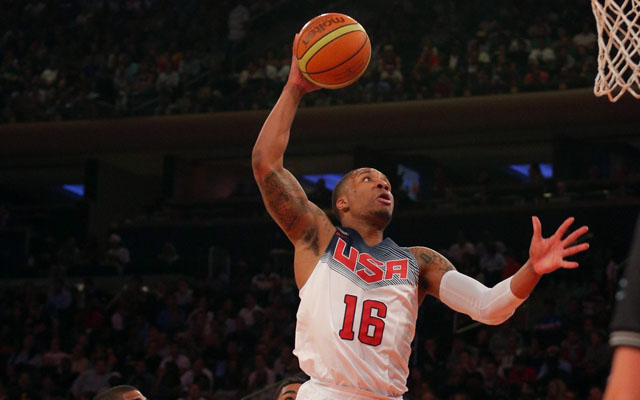 Damian Lillard will be back with Team USA... if they need a guy.  (USATSI)