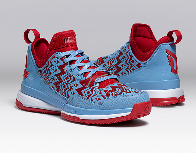 bd8be9bbc6f5 Adidas reveals first Damian Lillard signature shoe