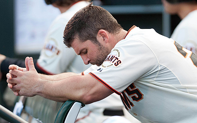 The Dan Uggla era in San Francisco has been forgettable thus far.