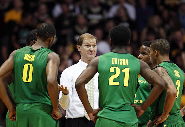 Dana Altman has a $50,000 bonus provision for reaching the NCAAs. (USATSI)