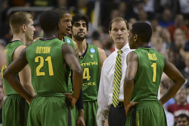 Dana Altman has completely overhauled his 2013-14 season via a quartet of transfers. (USATSI)
