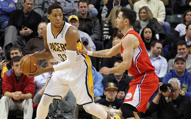Danny Granger is likely to remain in Indiana. (USATSI)