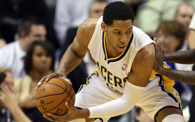 Danny Granger could return to practice Saturday. (USATSI)