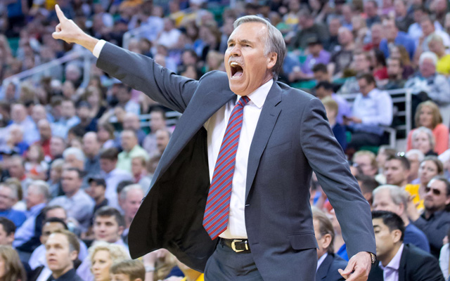 Mike D'Antoni has reportedly left the Lakers. (USATSI)