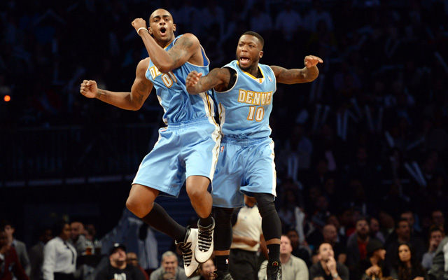 Darrell Arthur Nate Robinson To Opt In With Nuggets For 2014 2015