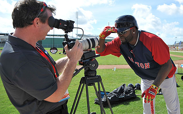 How many homers do you foresee for Big Papi this season?