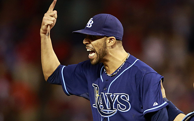 David Price could be on the move this offseason.
