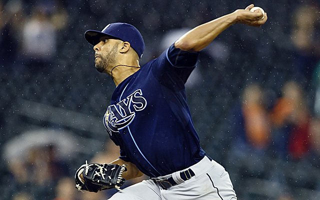 Will the Rays get close enough to justify keeping David Price?