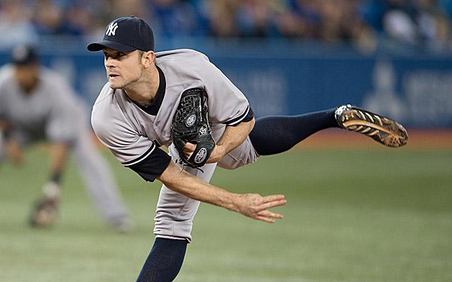 Yankees closer David Robertson has hit the disabled list.