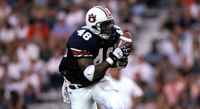 Remember when Stephen Davis and Auburn went undefeated in 1993? (USATSI)