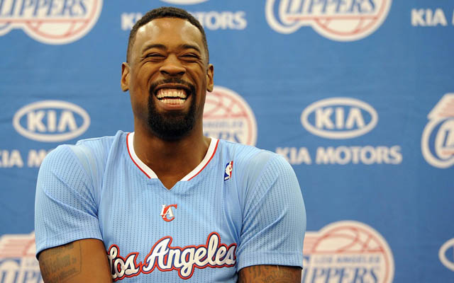 Doc Rivers' support has to make DeAndre Jordan happy. (USATSI)