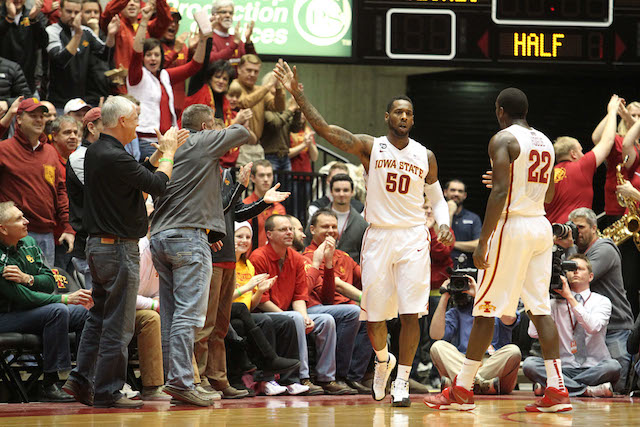 Iowa State needs an effective DeAndre Kane (ankle) in order to beat Kansas on Monday night. (USATSI)