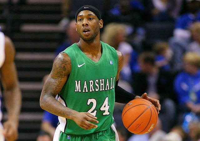 DeAndre Kane averaged 15 points and seven assists per game last season at Marshall. (USATSI)