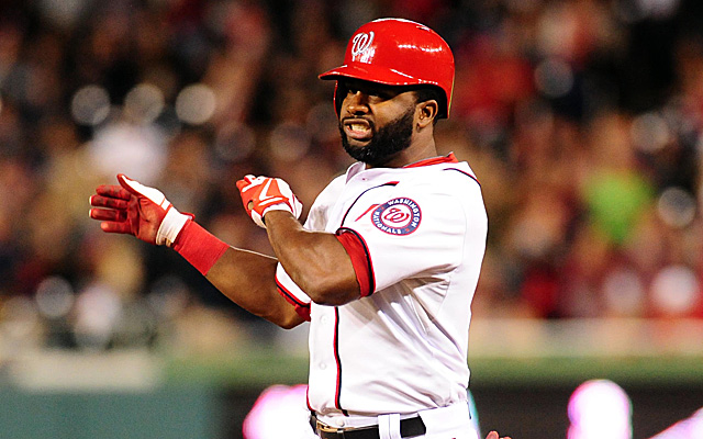 Denard Span will miss at least one week of action.