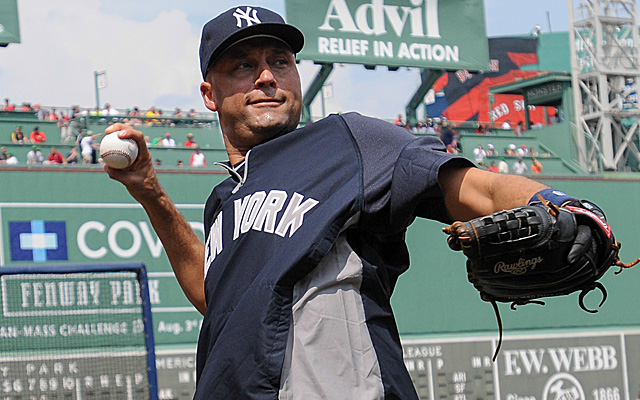 Higher demand in Fenway for Jeter finale than ring ceremony game
