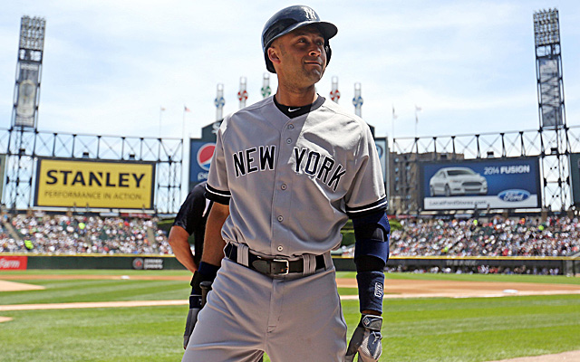 Should Derek Jeter be the AL starter at shortstop in the All-Star Game this summer?