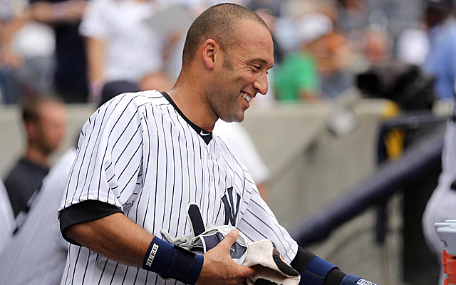 Derek Jeter's place among all-time shortstops? Pretty high.