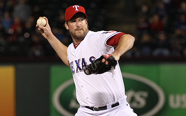 Derek Lowe has decided to retire, though he won't use the word.