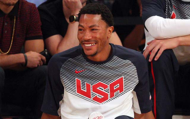 Derrick Rose's absence may not have been all about injury.  (USATSI)