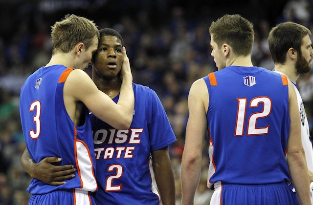 The return of Derrick Marks and co. means Boise State could be the favorite in the Mountain West. (USATSI)