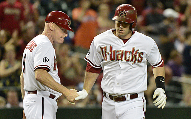 A passing of the torch from Matt Williams to Paul Goldschmidt.