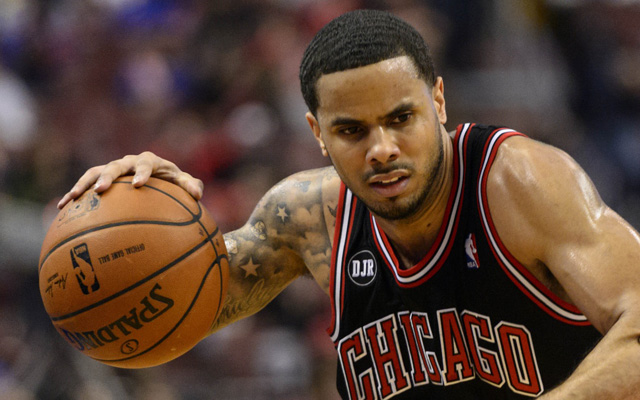 D.J. Augustin will be a free agent this summer. (USATSI)