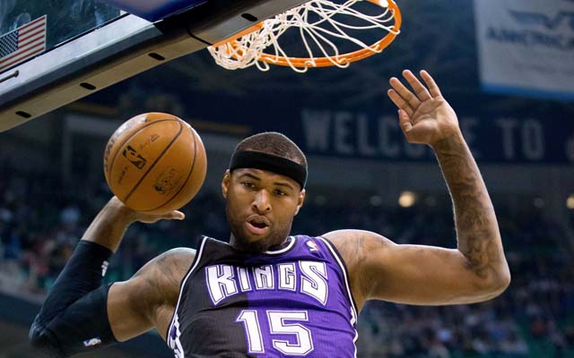 Is DeMarcus Cousins the next great NBA big man?  (USATSI)